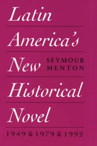 9780292729186: Latin America's New Historical Novel (Texas Pan American)
