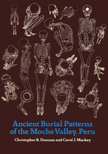 9780292729247: Ancient Burial Patterns of the Moche Valley, Peru