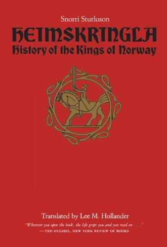 9780292730618: Heimskringla: History of the Kings of Norway