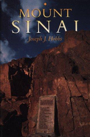 9780292730915: Mount Sinai