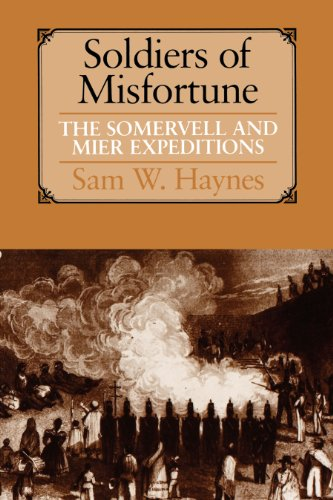9780292731158: Soldiers of Misfortune: The Somervell and Mier Expeditions
