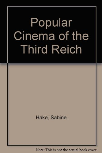 9780292734579: Popular Cinema of the Third Reich
