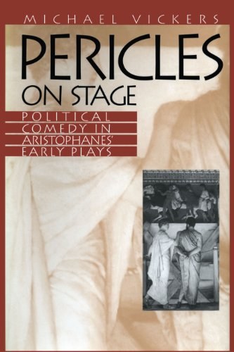9780292734937: Pericles on Stage: Political Comedy in Aristophanes' Early Plays
