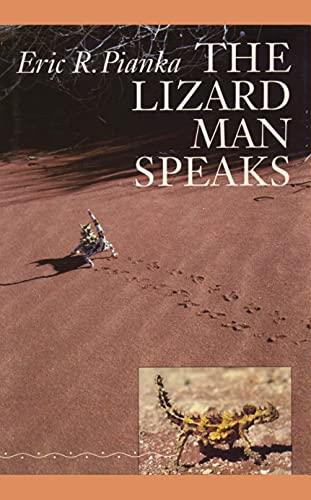 9780292735675: The Lizard Man Speaks (The Corrie Herring Hooks Series)