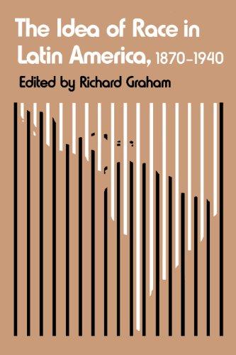 9780292738577: The Idea of Race in Latin America: 1870-1940 (LLILAS Critical Reflections on Latin America Series)