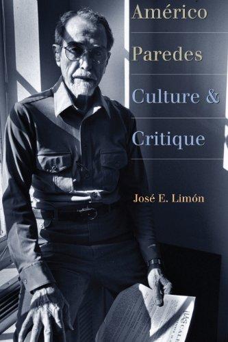 Americo Paredes: Limon, Jose Eduardo