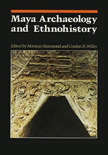 9780292741096: Maya Archaeology and Ethnohistory (Texas Pan American)