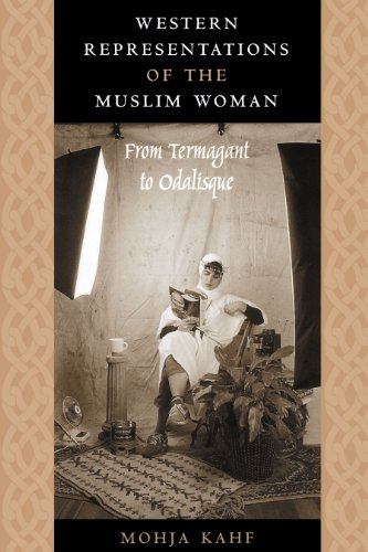 9780292743373: Western Representations of the Muslim Woman: From Termagant to Odalisque