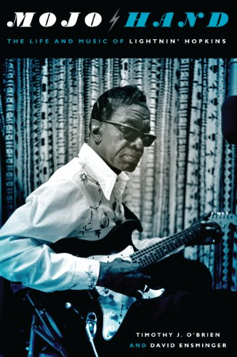 9780292745155: Mojo Hand: The Life and Music of Lightnin' Hopkins (Brad and Michele Moore Roots Music Series)