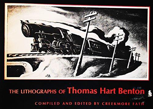 The lithographs of Thomas Hart Benton: Benton, Thomas Hart;