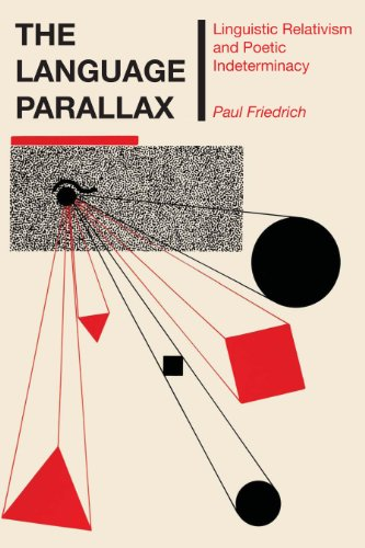 9780292746510: The Language Parallax: Linguistic Relativism and Poetic Indeterminacy (Texas Linguistics Series)
