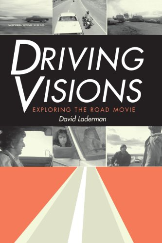 9780292747326: Driving Visions: Exploring the Road Movie