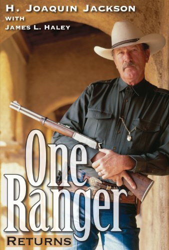 9780292748392: One Ranger Returns (Bridwell Texas History)