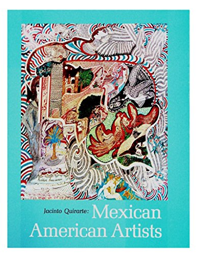 Mexican American Artists: Quirarte, Jacinto