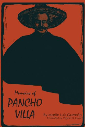9780292750289: Memoirs of Pancho Villa (Texas Pan American)