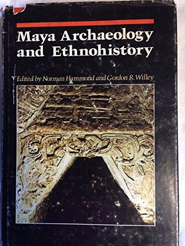 9780292750401: Maya Archaeology and Ethnohistory (The Texas Pan American series)