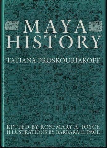 9780292750852: Maya History