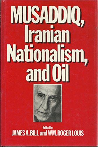 9780292751002: Musaddiq, Iranian Nationalism and Oil (Modern Middle East Series)
