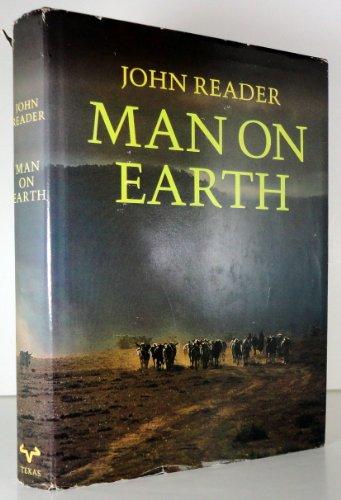 9780292751019: Man on Earth (Corrie Herring Hooks Series)