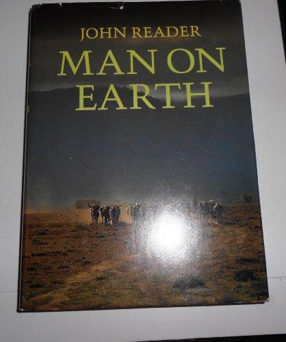 9780292751019: Man on Earth (Corrie Herring Hooks Series, Number Ten)