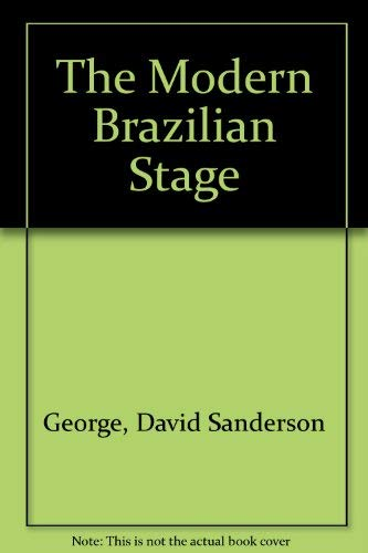 9780292751293: The Modern Brazilian Stage