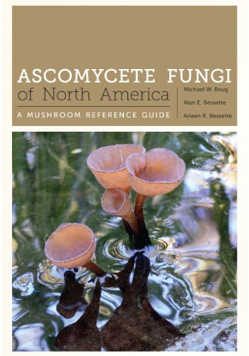 Ascomycete Fungi of North America: A Mushroom Reference Guide (Hardcover): Alan E. Bessette