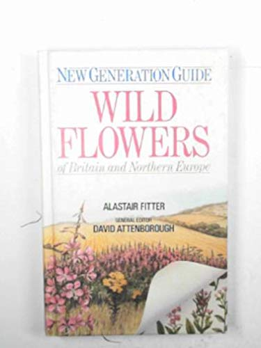9780292755352: New Generation Guide to the Wild Flowers of Britain (Corrie Herring Hooks Series)