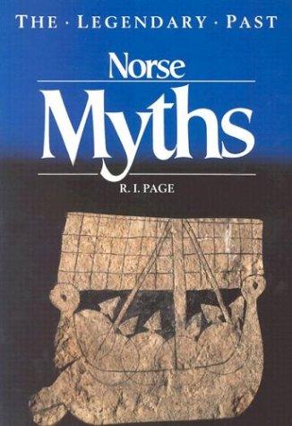 9780292755468: Norse Myths (Legendary Past)