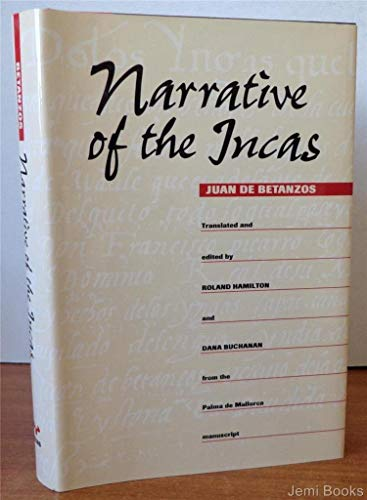 Narrative of the Incas