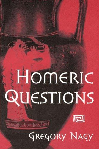 9780292755628: Homeric Questions