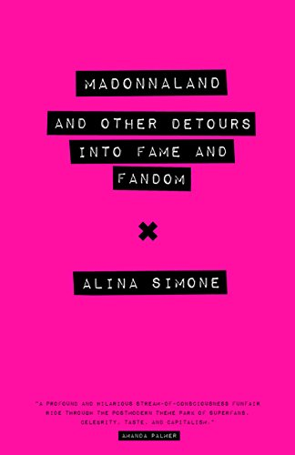 9780292759466: Madonnaland: And Other Detours into Fame and Fandom (American Music)