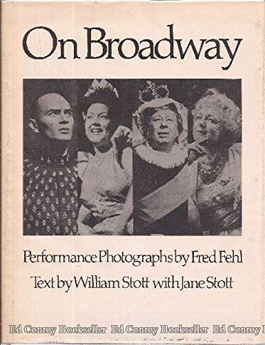 9780292760103: On Broadway (The Dan Danciger publication series)