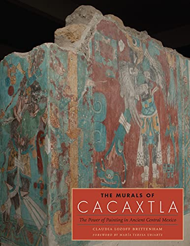 9780292760899: The Murals of Cacaxtla: The Power of Painting in Ancient Central Mexico