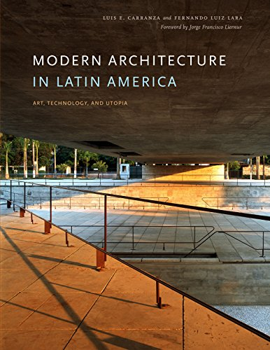 9780292762978: Modern Architecture in Latin America: Art, Technology, and Utopia