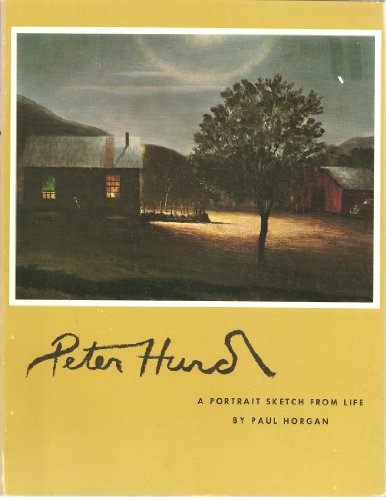 Peter Hurd: Horgan,