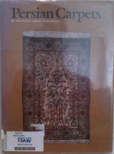 9780292764903: Persian carpets