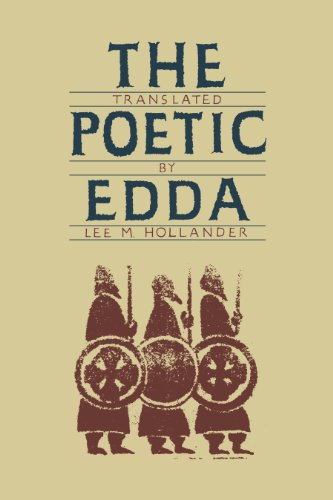 9780292764996: The Poetic Edda: Second Edition, Revised
