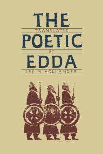The Poetic Edda: Lee M Hollander