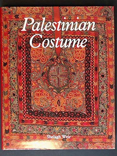 9780292765146: Palestinian Costume