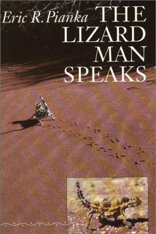 9780292765528: The Lizard Man Speaks (Corrie Herring Hooks Series, No. 26)
