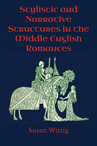 9780292766532: Stylistic and Narrative Structures in the Middle English Romances
