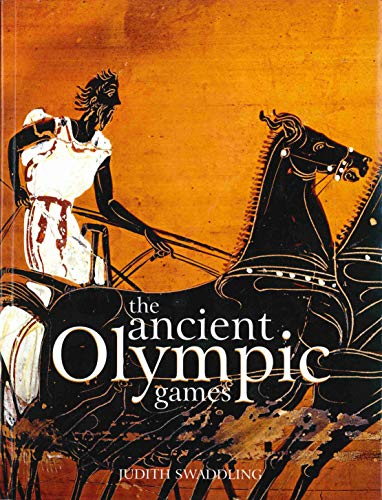 9780292767386: The Ancient Olympic Games: Third edition
