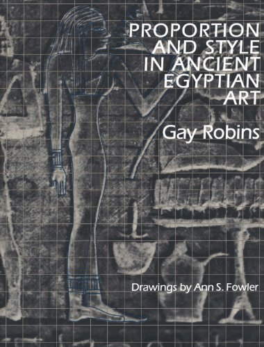 9780292770645: Proportion and Style in Ancient Egyptian Art