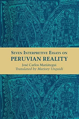 9780292775176: Seven Interpretive Essays on Peruvian Reality