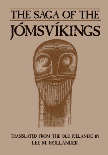 9780292776234: Saga of the Jomsvikings
