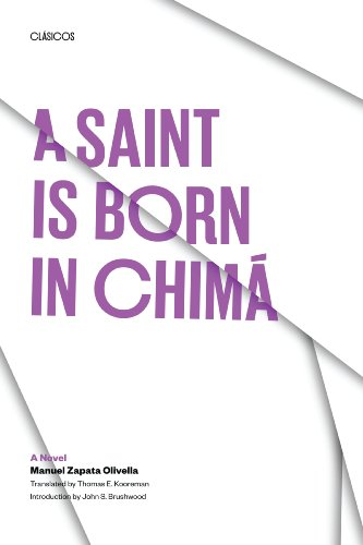9780292776449: A Saint Is Born in Chima (The Texas Pan American Series)