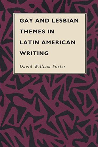9780292776463: Gay and Lesbian Themes in Latin American Writing (Texas Pan American Series)