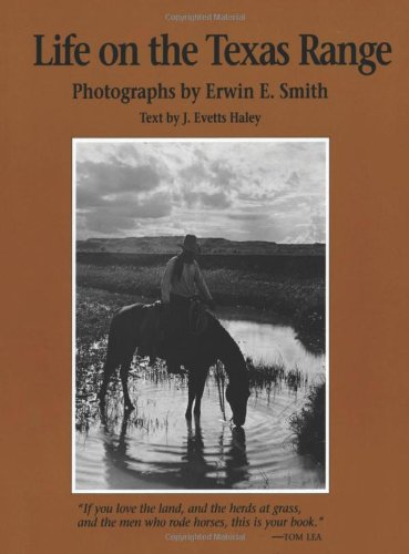 9780292776838: Life on the Texas Range (M.k. Brown Range Life Series)