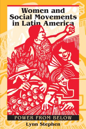 9780292777163: Women and Social Movements in Latin America: Power from Below