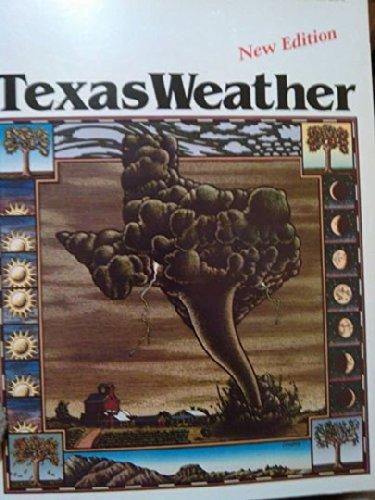 9780292780538: Texas Weather